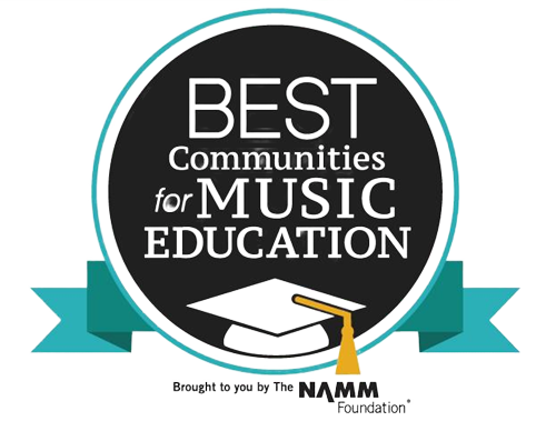 Florence 1 Schools' Music Education Program Receives National Recognition for the 7th Year in a Row