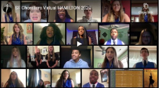South Florence Choraliers Present Gift to the Community:  A Virtual Performance of Hamilton (Highlights)